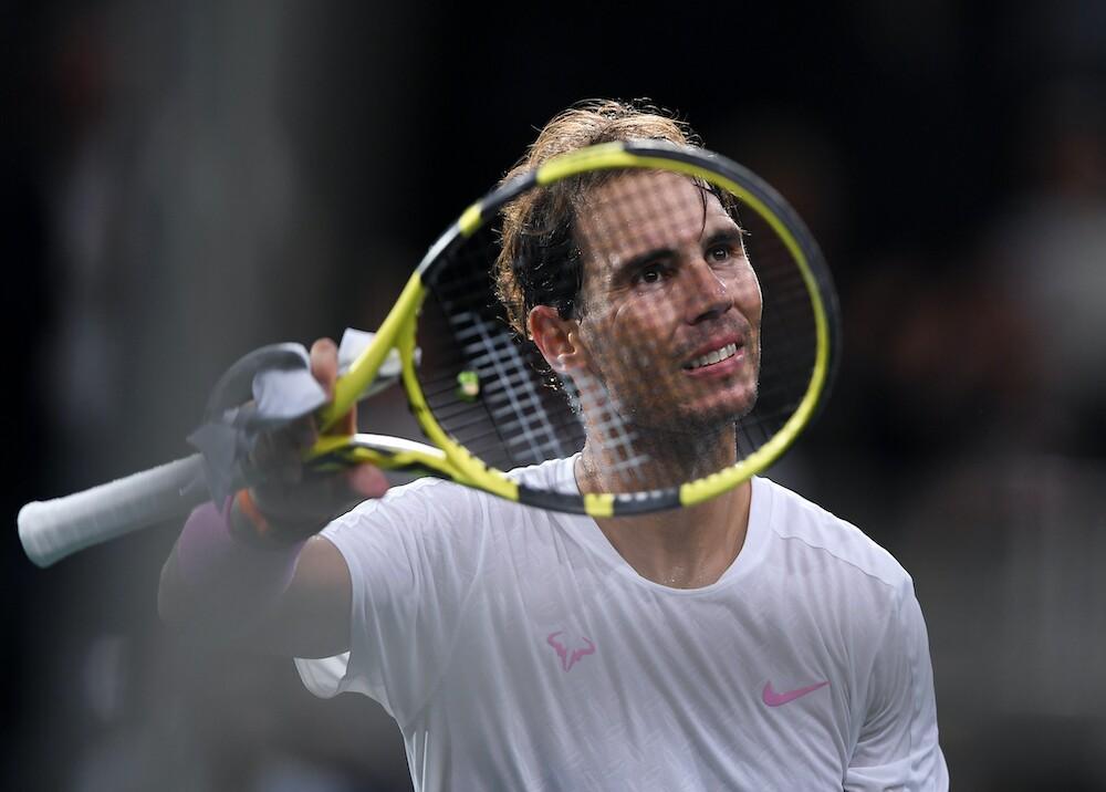 373254_Rafael Nadal / AFP