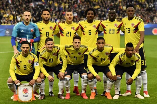 Selección Colombia de Fútbol