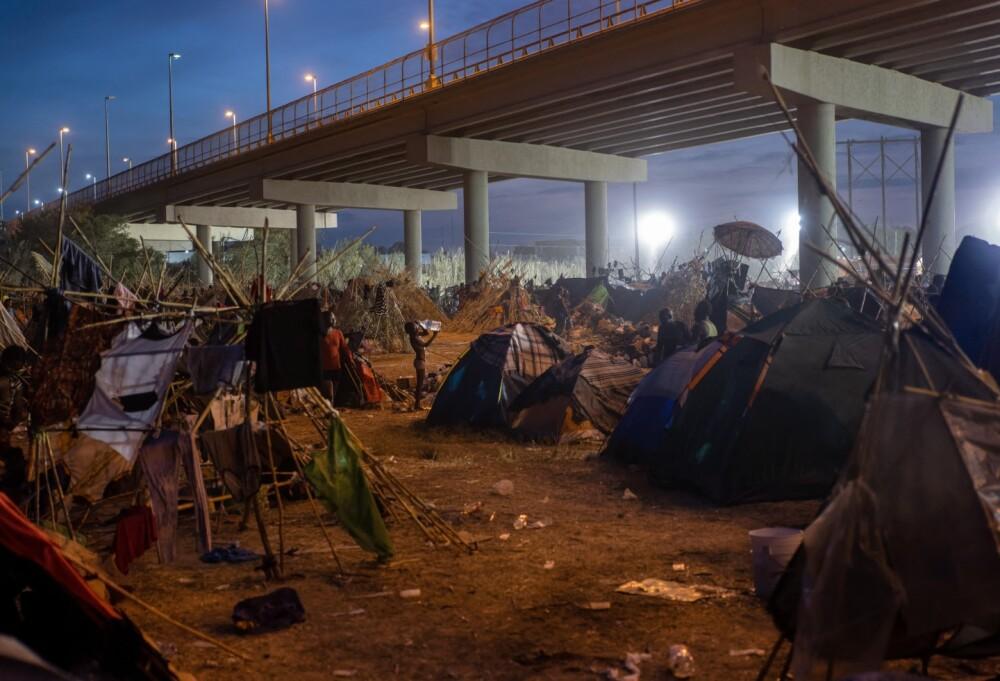 Migrantes haitianos en Estados Unidos