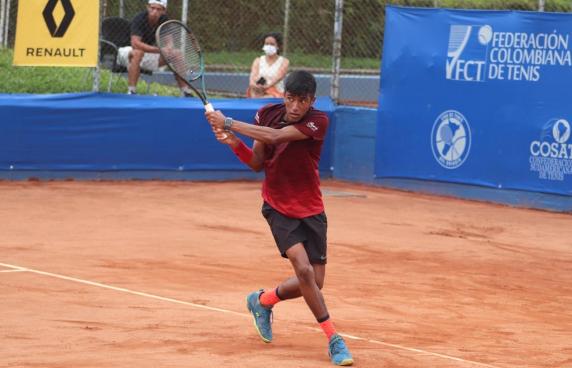 Johan Rodríguez jugará la semifinal del Sudamericano Individual JB1 de Armenia.