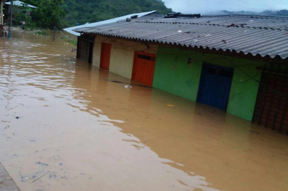 139570_Inundación en Anorí, Antioquia / Foto: Gobernación de Antioquia