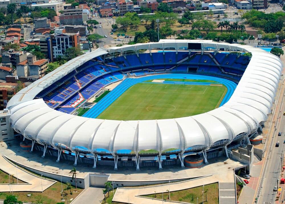 Estadio Pascual Guerrero / Foto: Alcaldía de Cali