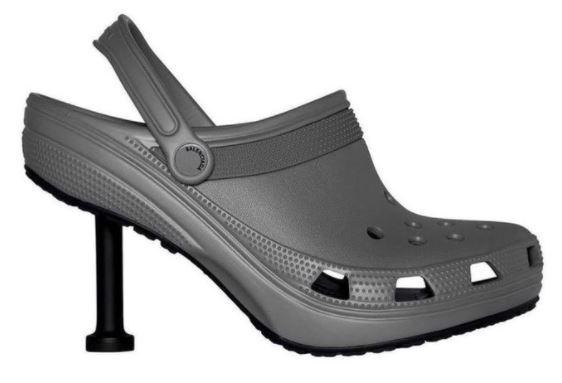 crocs balenciaga sandalias