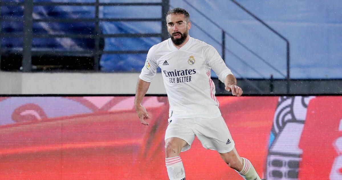 """¿En Real Madrid se dan por vencidos? Dani Carvajal: """"Dimos un paso atrás en la lucha por el título"""""""
