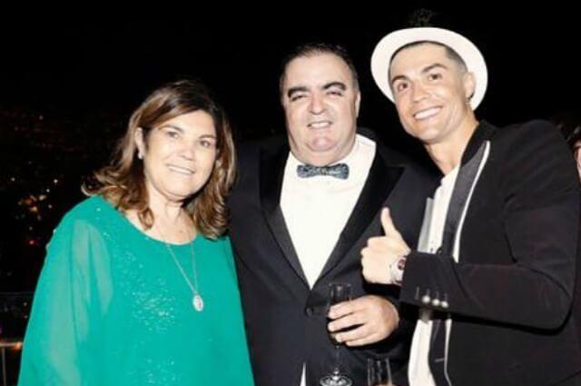 332173_José Andrade, pareja de Dolores Aveiro, madre de Cristiano Ronaldo