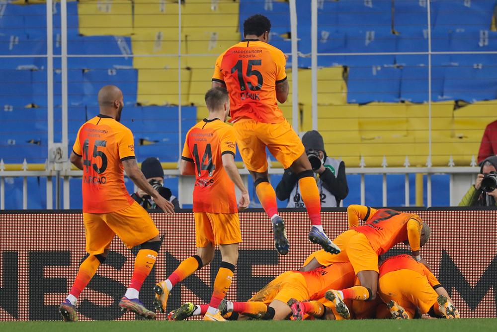 Jugadores de Galatasaray. AFP.png