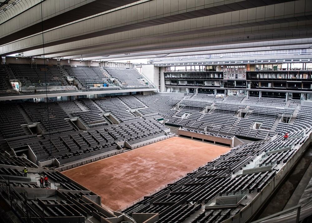358183_Roland Garros / Foto: AFP