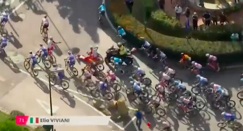 Giro de Italia - etapa 11