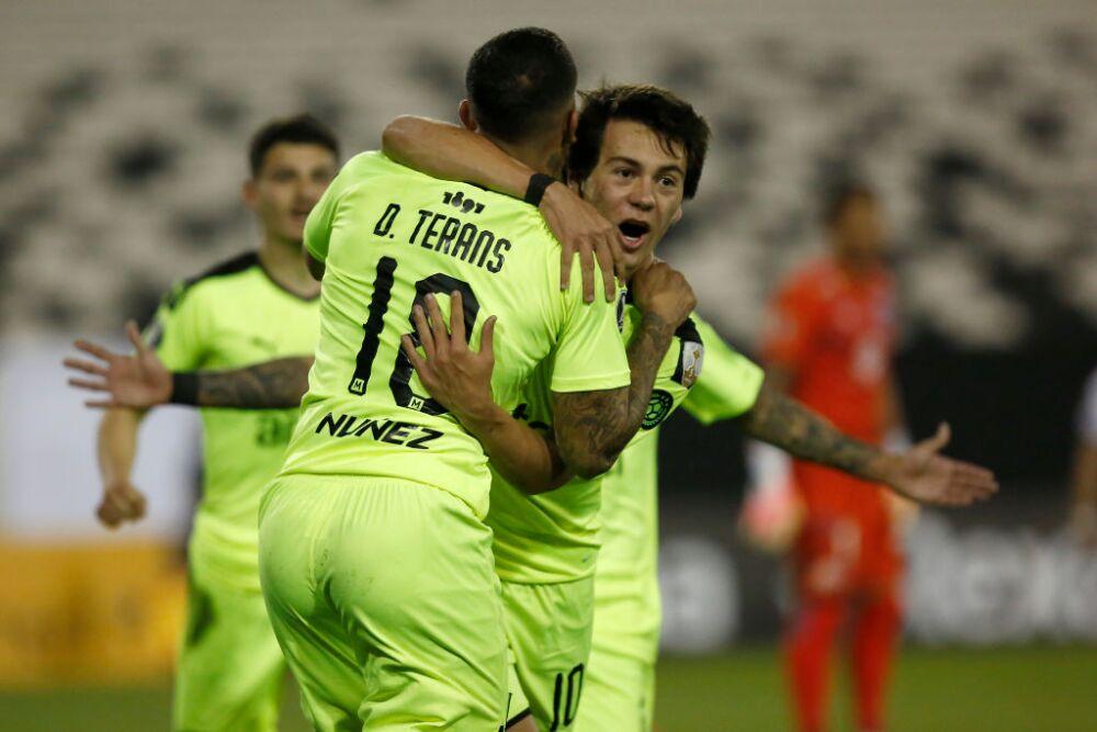 Colo Colo v Peñarol - Copa CONMEBOL Libertadores 2020