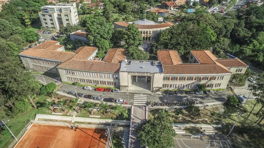 369636_Facultad de Minas, campus Robledo, Universidad Nacional Medellín / Foto: Universidad Nacional