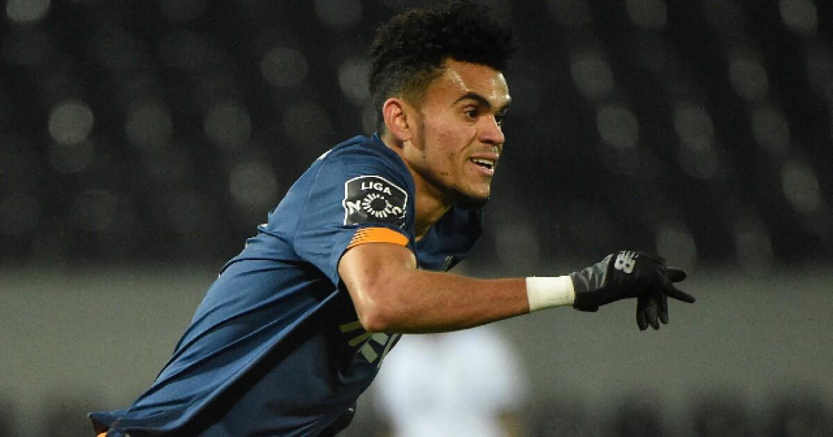 Luis Díaz será titular con Porto en el partido de octavos de la Taca de Portugal, contra Nacional