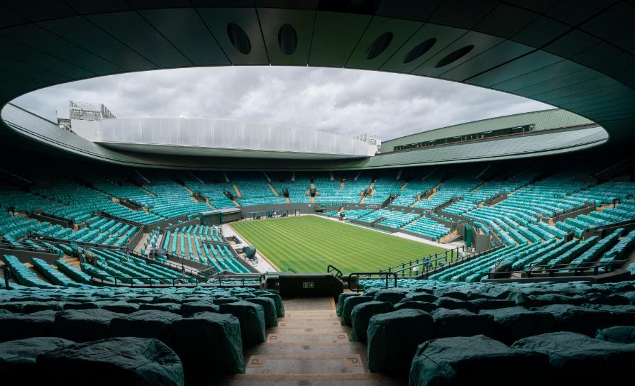 Wimbledon eliminará el domingo de descanso a partir de 2022.