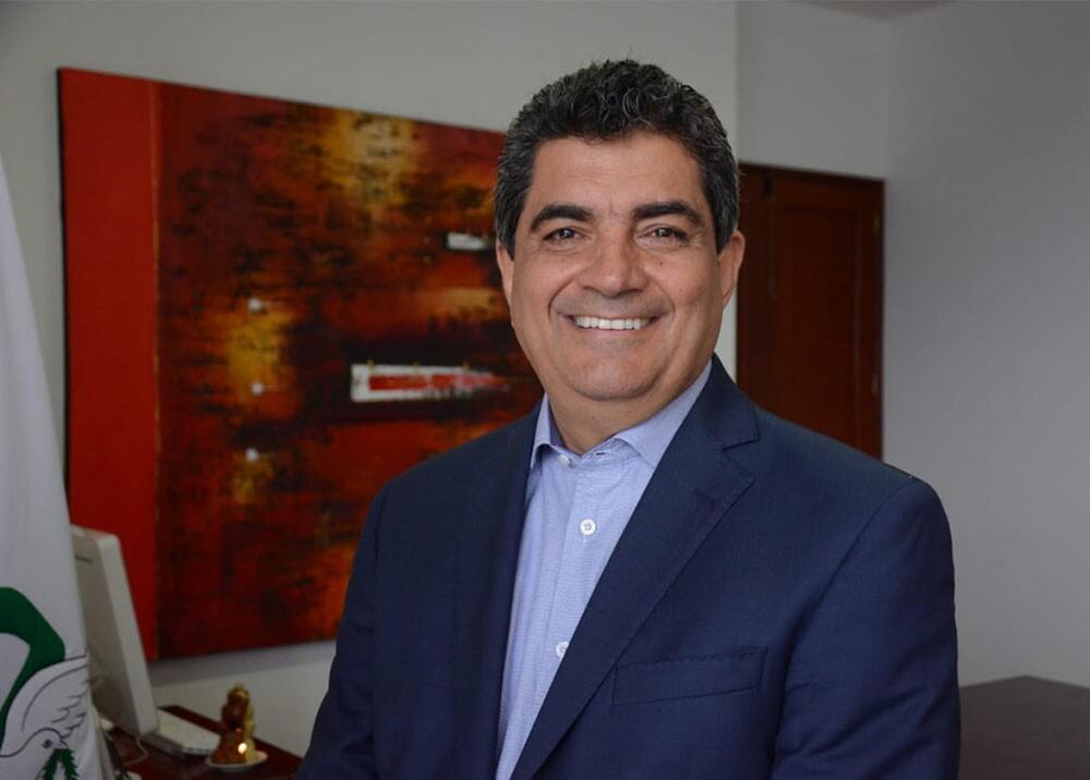 335592_BLU Radio. Carlos Eduardo Osorio, gobernador del Quindío / Foto: Gobernación del Quindío
