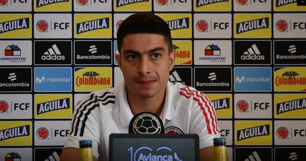 Stefan Medina, jugador de la Selección Colombia..PNG
