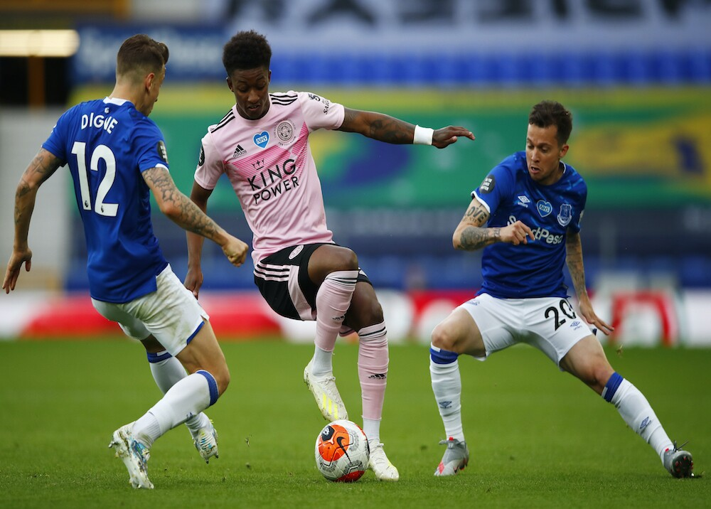 369661_Everton-Leicester / AFP