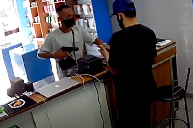 Ladrón en Bello Horizonte