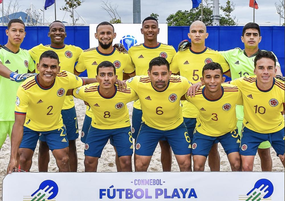 Selección Colombia de Fútbol Playa