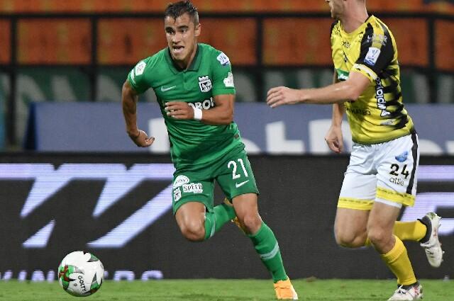 Tomás Ángel, en Atlético Nacional