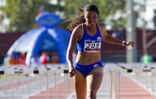 Melissa González representará a Colombia en los Juegos Olímpicos de Tokio 2020.
