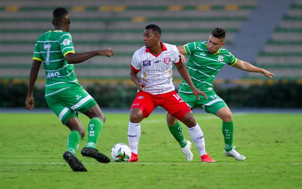 Deportes Quindio vs Union Magdalena