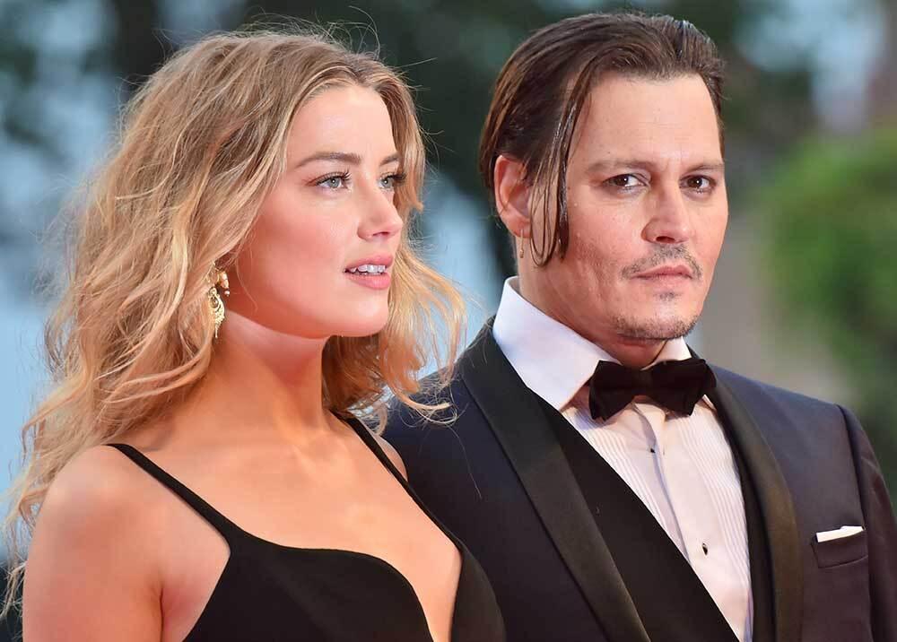 334600_BLU Radio // Johnny Depp y Amber Heard // Foto: AFP