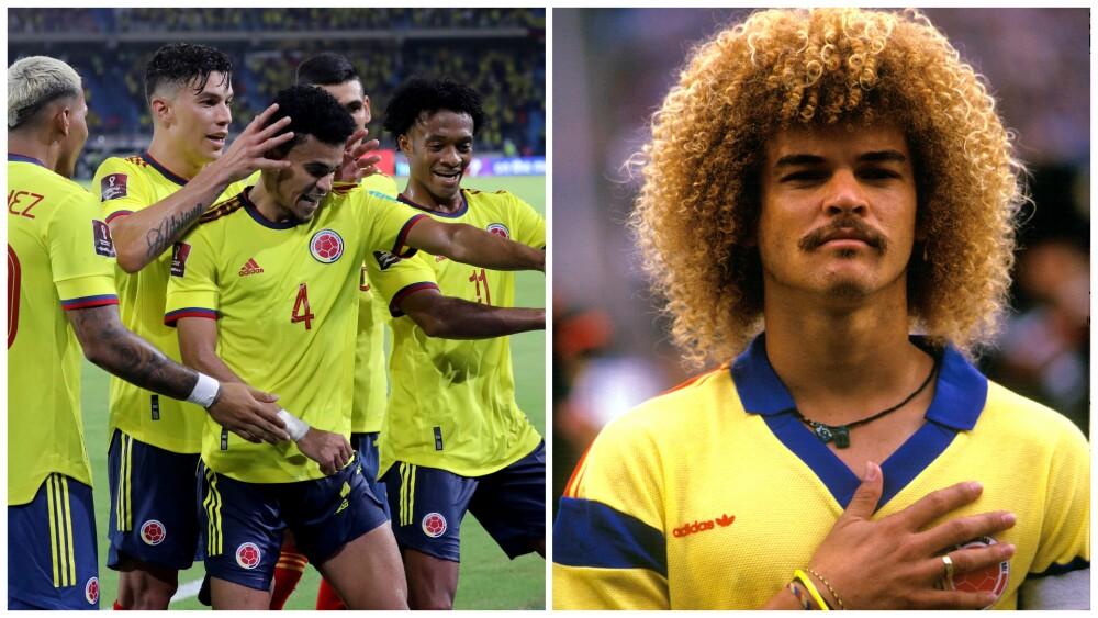 Carlos 'Pibe' Valderrama sobre la Selección Colombia