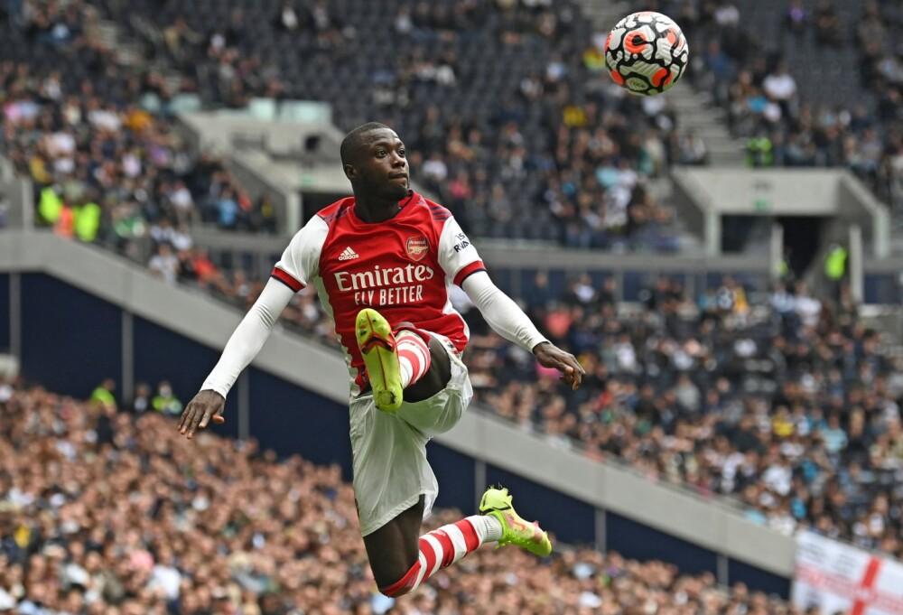 Arsenal de Premier League