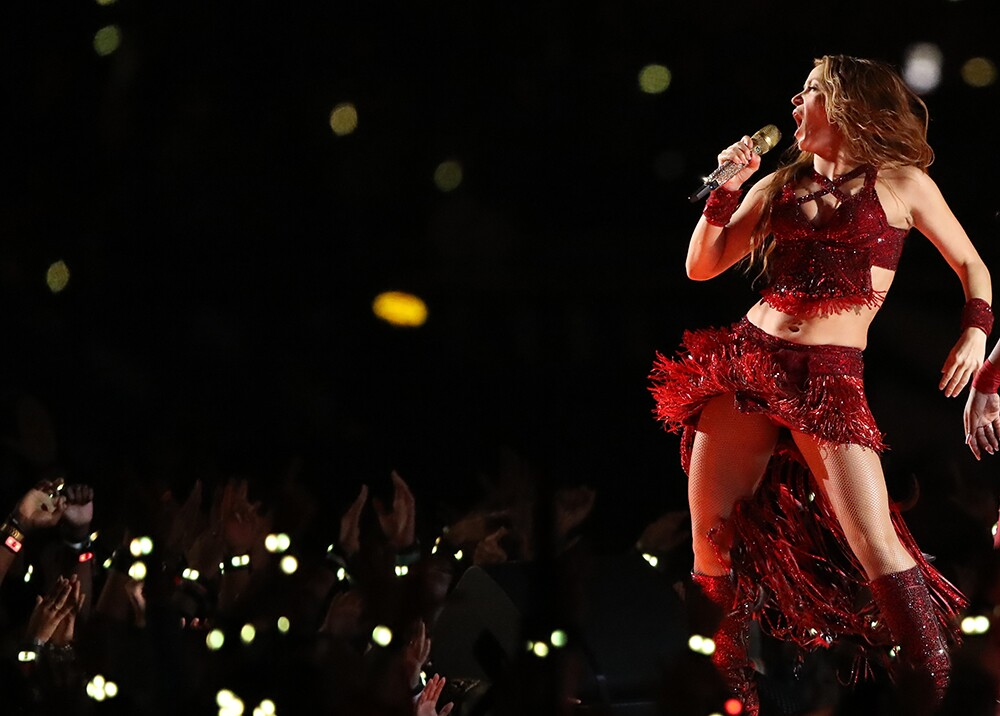354739_BLU Radio. Shakira / Foto: AFP