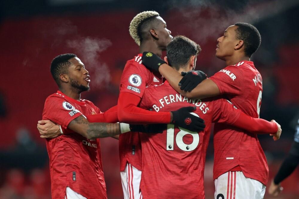 Manchester United vs. Aston Villa