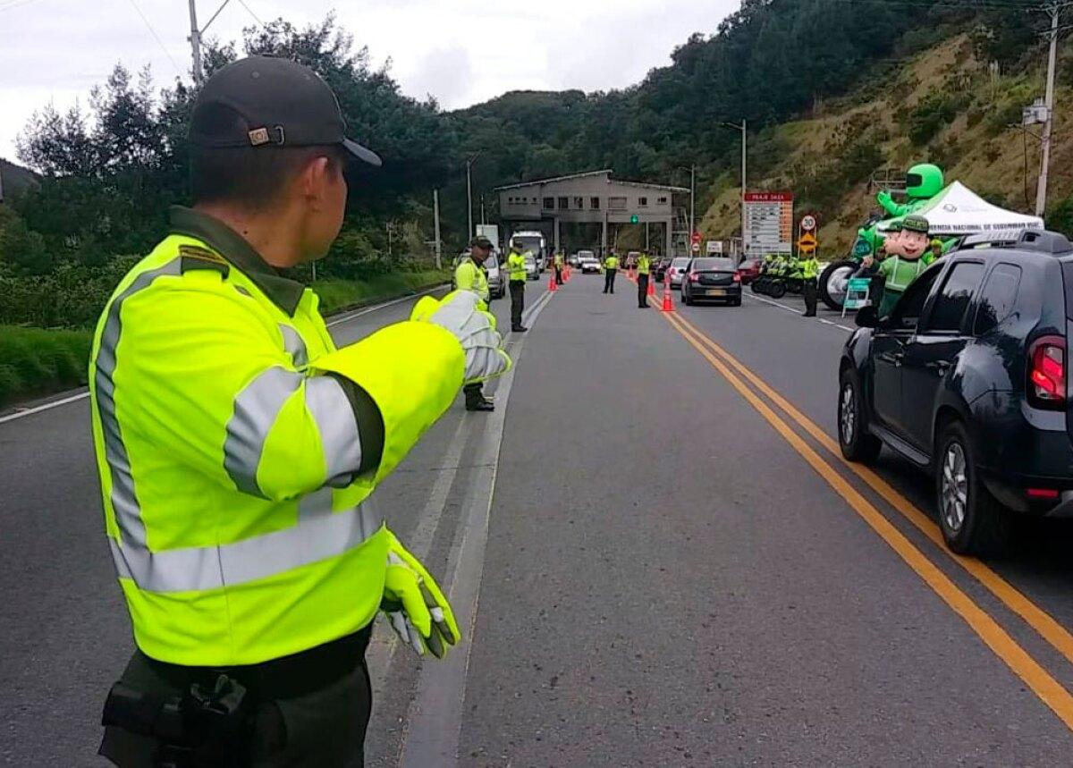 Accidentes de tránsito durante puente festivo dejan 31 personas muertas |  Noticias de la Mañana | BluRadio