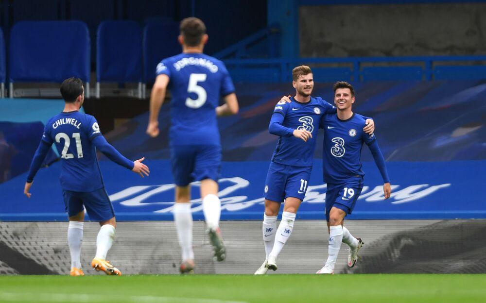 Chelsea v Southampton - Premier League