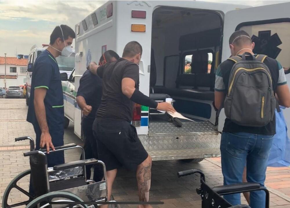 Herido en atentado terrorista contra la Brigada 30 en Cúcuta.jpg