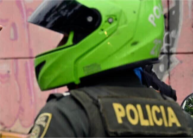 370350_Policía // Foto: Referencia AFP
