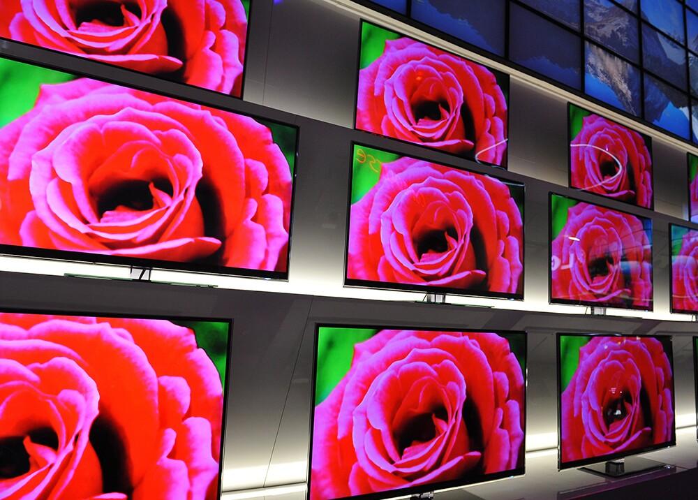 276159_BLU Radio. referencia televisores / Foto: AFP