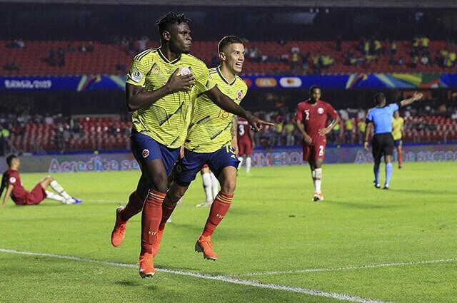 Duván Zapata, futbolista colombiano