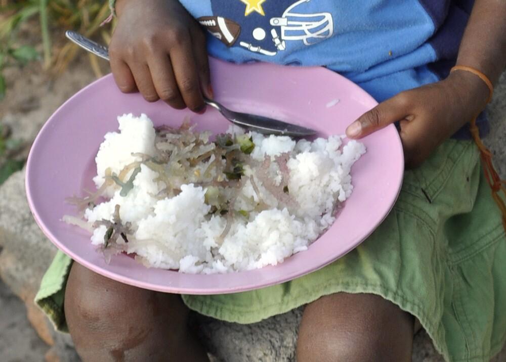 310990_BLU Radio. Desnutrición, referencia / Foto: AFP.