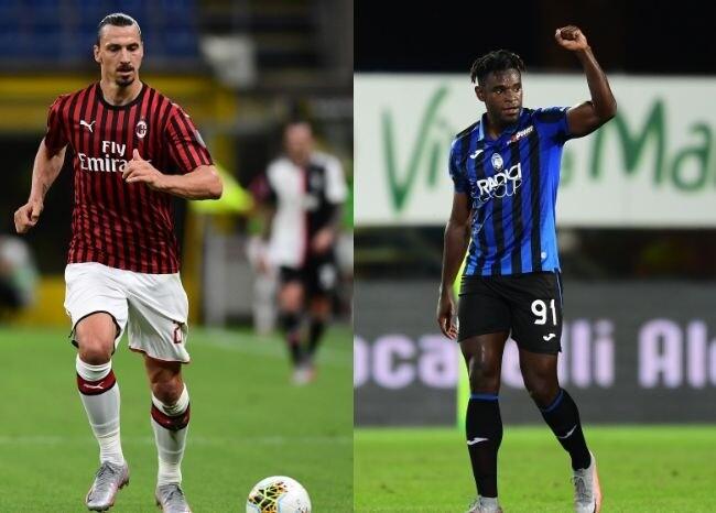 372087_Milán-Atalanta / AFP