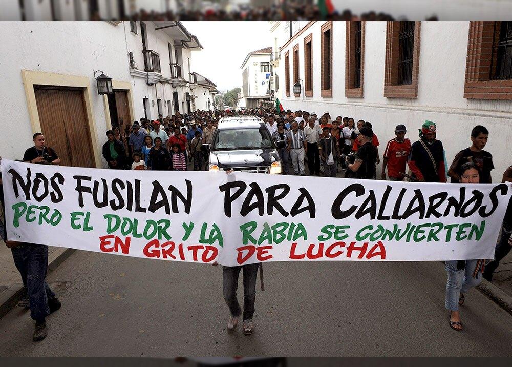 324894_BLU Radio // Asesinato a lideres sociales // Foto: AFP