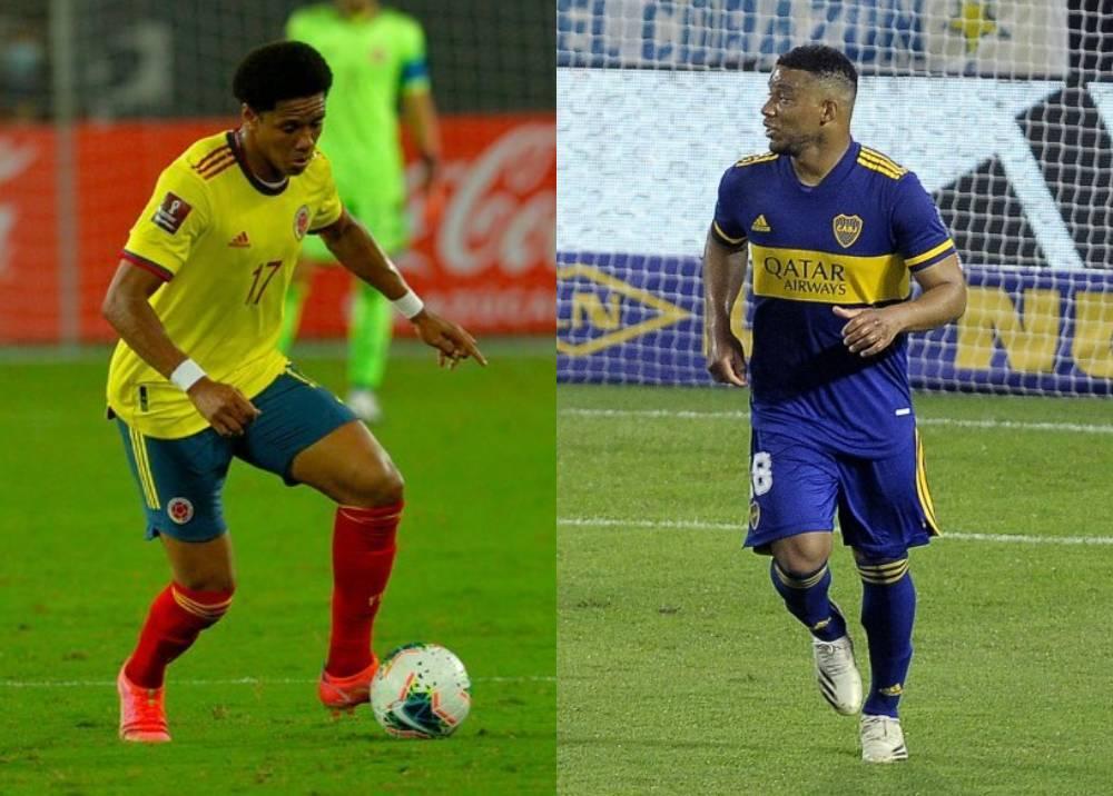 Yairo Moreno - Frank Fabra