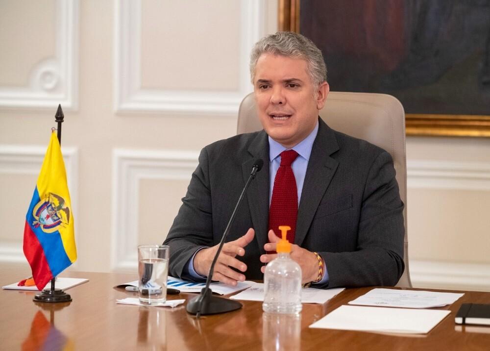 370964_Iván Duque // Foto: Presidencia