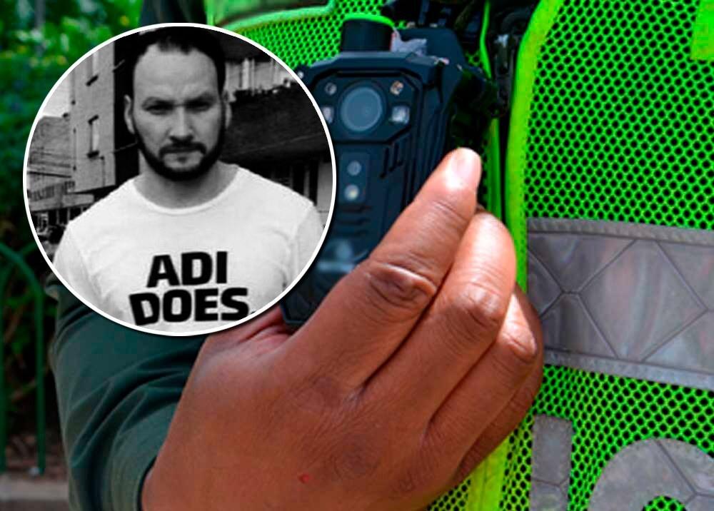 Javier Ordóñez - policía :: Fotos: suministrada - Twitter Policía Nacional, imagen de referencia.jpeg