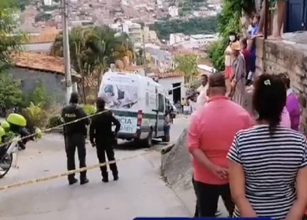 373038_Barrio La Gruta de San Gil, donde ocurrió la explosión / Foto: suministrada