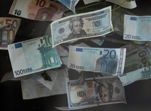 Mendigos ganan lotería en Francia