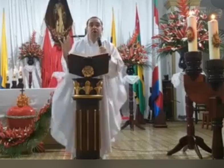 sacerdote Anderson Yesid Contreras