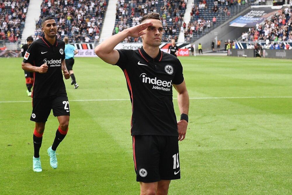Rafael Santos Borré, jugador colombiano de Eintracht Frankfurt. @RafaelBorre_.jpg