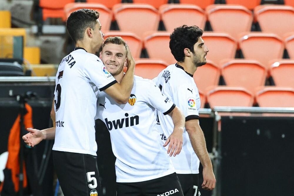 Estadio Mestalla Valencia AFP.