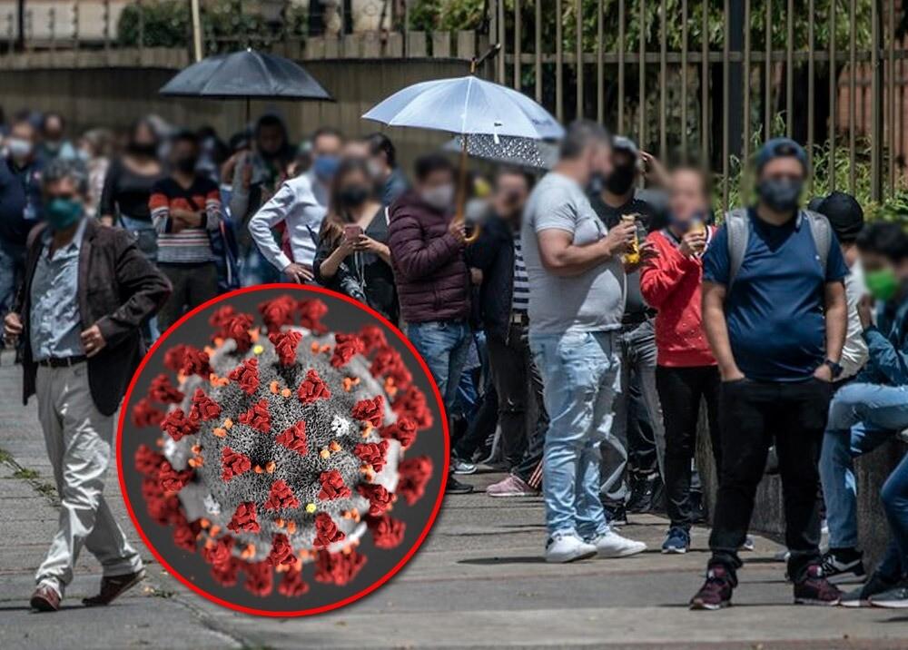 368723_Día sin IVA - coronavirus // Imágenes: AFP