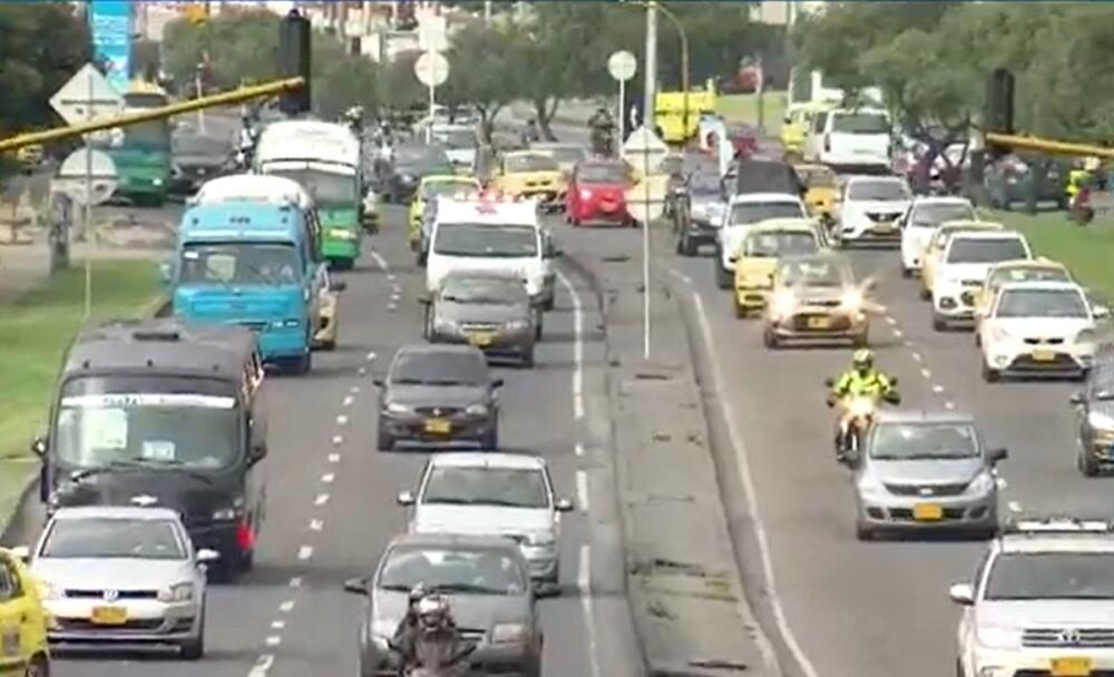Pico y placa en Bogotá, medida para la movilidad de los vehículos