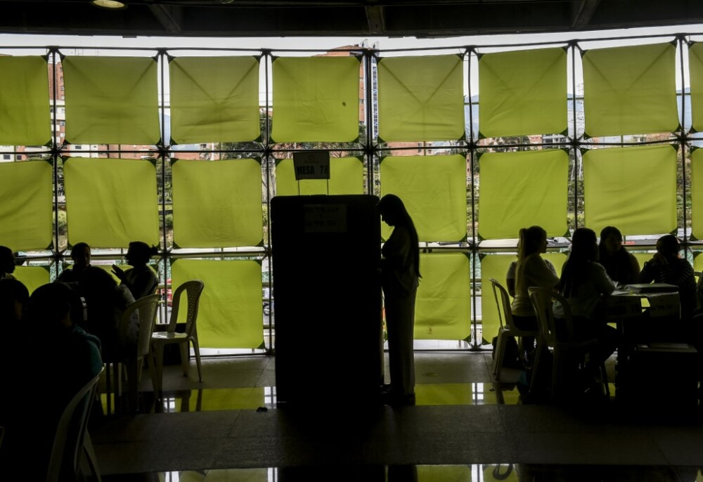 Votaciones en Colombia/ AFP, imagen de referencia