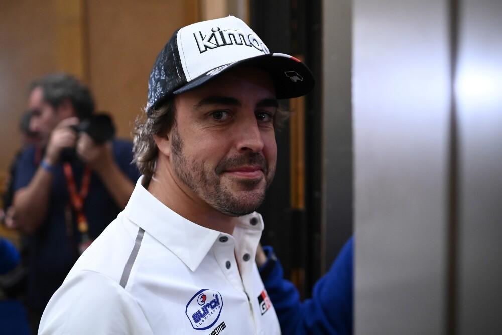 370305_Fernando Alonso - AFP
